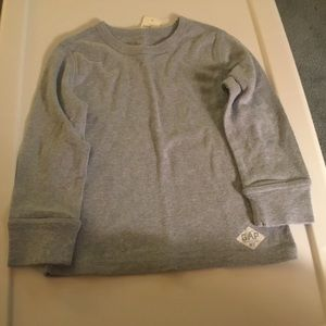 Gap Boys Gray Long Sleeve Shirt Size 3T.